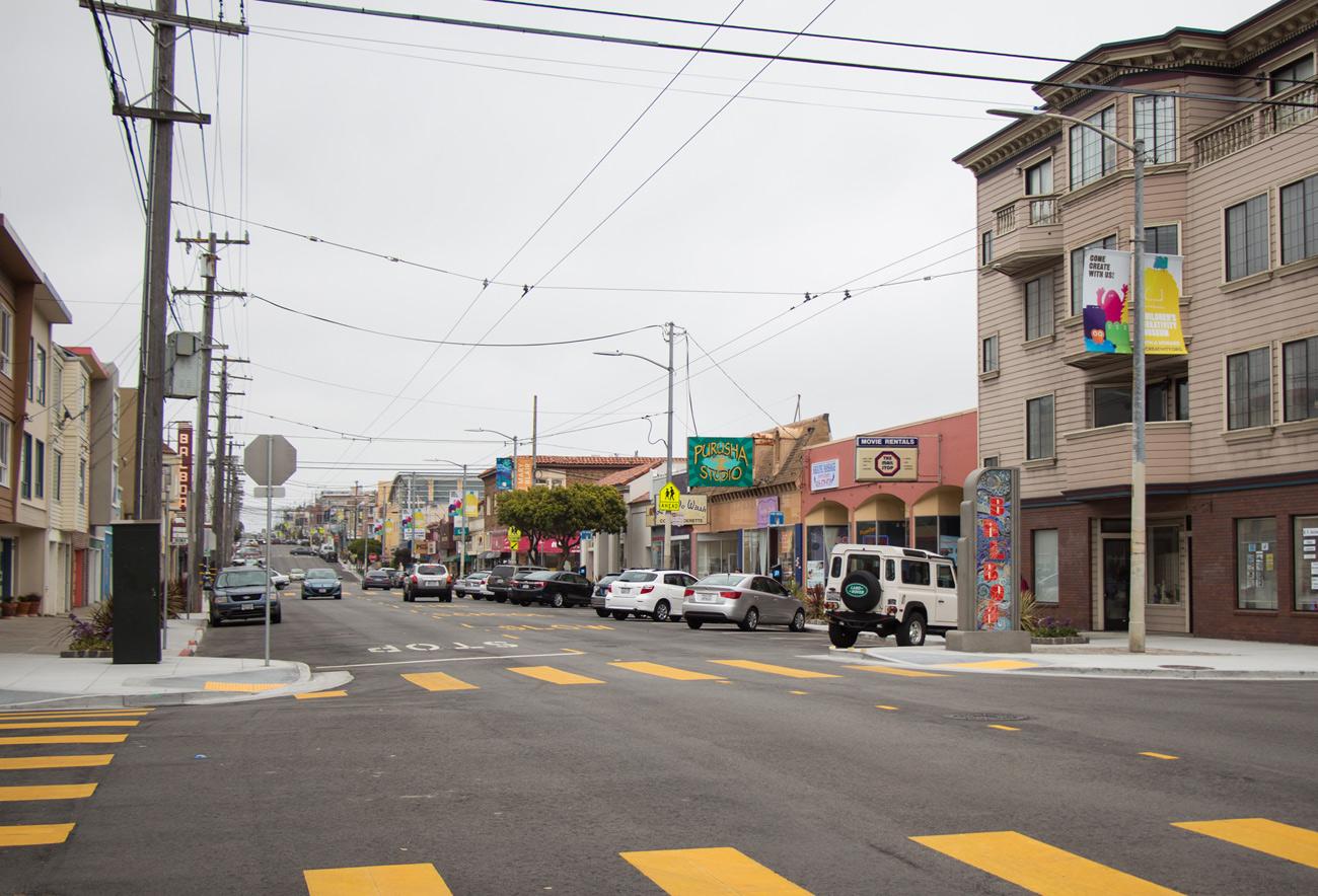 Balboa Downtown Stores